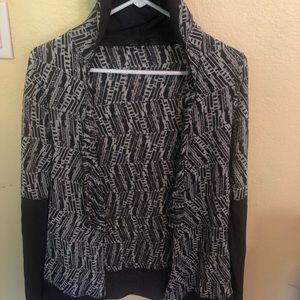 PRANA (size small) hooded jacket
